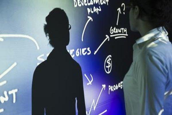 Un modelo de negocio es parte del plan de negocio de la compañía.