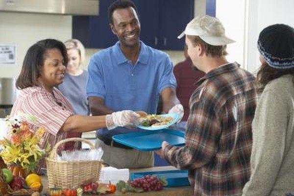 Las organizaciones sin fines de lucro proveen una variedad de servicios al público.