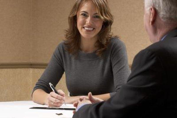 Las respuestas efectivas en una entrevista laboral son bien elaboradas y sinceras.