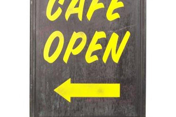 La visibilidad es crucial para el éxito de una cafetería o pastelería.