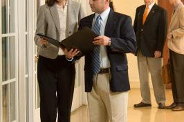 Frecuentemente, en los hoteles se realizan reuniones, retiros y eventos de negocios.