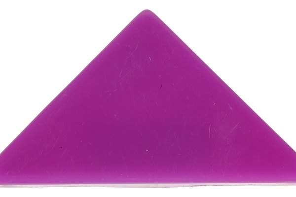Un triángulo.