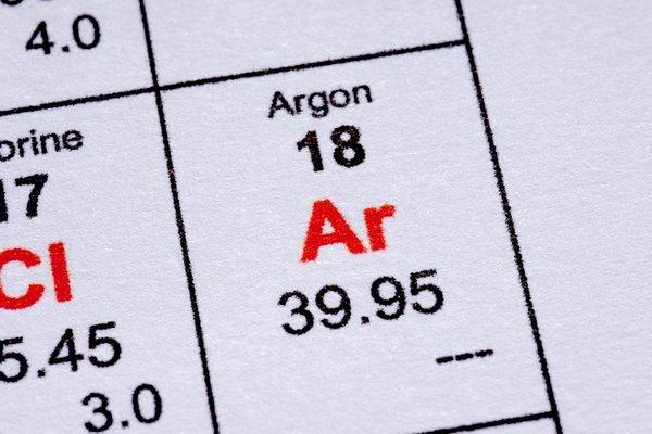 Argón.