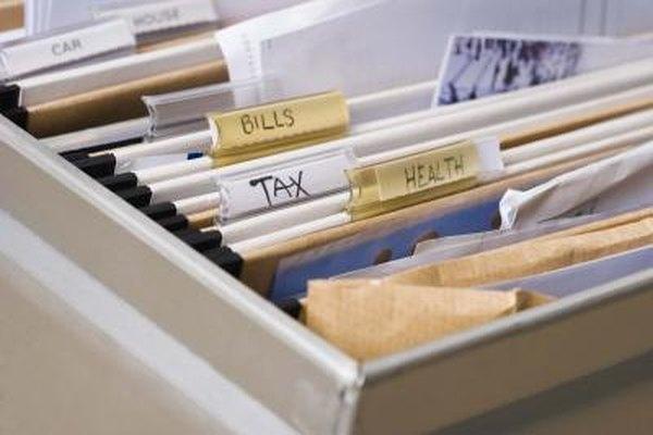 Almacenar los archivos digitalmente puede ahorrar espacio y papel.