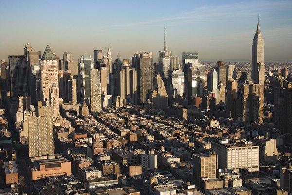 Nueva York es el centro de grandes industrias, desde bancarias hasta de moda, y la tecnología está entre ellas.