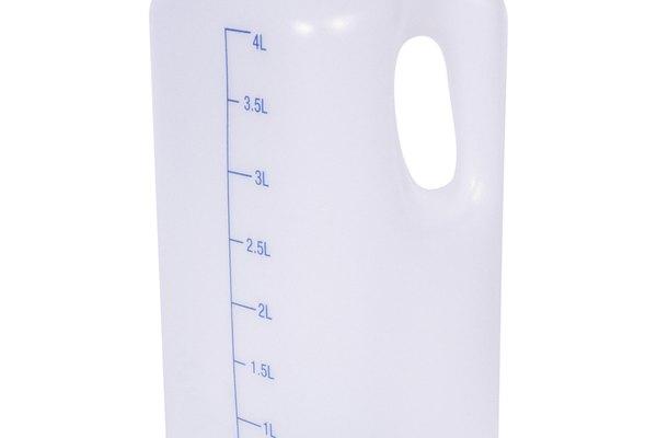 Un centímetro cúbico equivale a mil veces un litro.