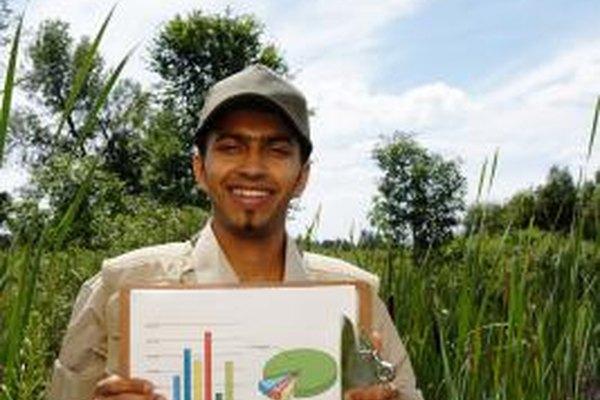 Los salarios en ciencias ambientales varían ampliamente en función del sector geográfico y del empleo.