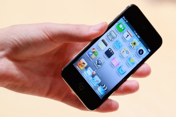 Reset your iPod Touch password to regain access to your content.