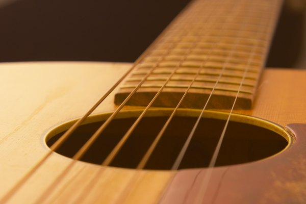 Cambia con rapidez las cuerdas de tu guitarra.