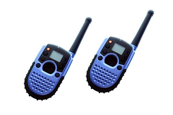 Los radio transmisores son como los teléfonos de casa con menor alteraciones.