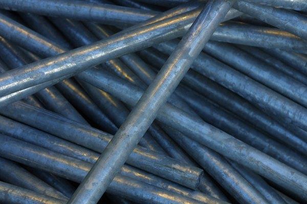 Aprende cómo retirar el óxido del hierro galvanizado.