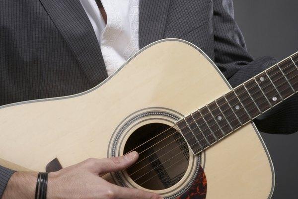 Las guitarras pueden ser severamente deformadas y dañadas por temperaturas extremas.
