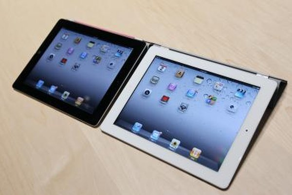 The iPad is one of the first tablet computers to be successful in the personal electronics market.
