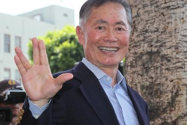 Star Trek's George Takei is one of Facebook's most popular users, and his posts frequently go viral.