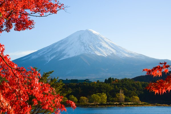 Mt.Fuji in autumn