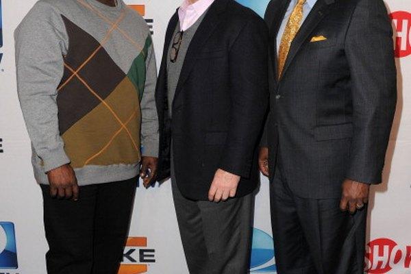 Warren Sapp (izquierda) and Phil Simms (centro) están entre los mejores analistas deportivos.