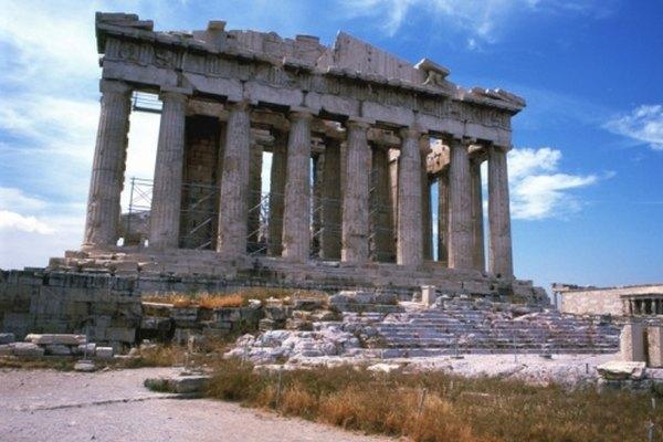 El Partenón es uno de las tantas maravillas que los jugadores pueden construir en el