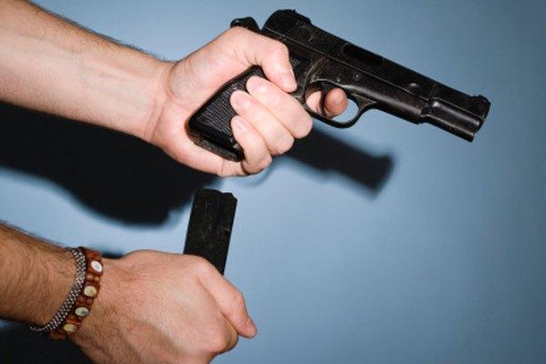 Los silenciadores para armas de mano son legales en la mayoría de los estados de Estados Unidos.