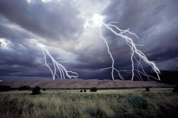 Hay más de diez variedades de tipos de nubes, todas con características distintivas.