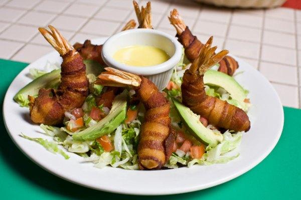 El camarón es un plato muy popular debido a las muchas formas en que pueden ser preparados y servidos.