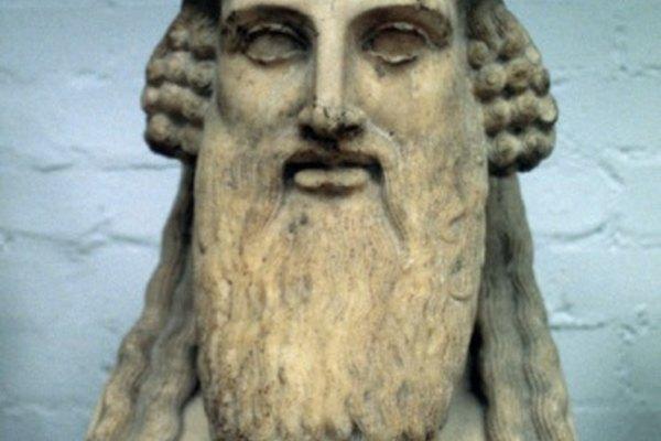 Dionisio, el rey del vino, es una opción para tema de discurso.