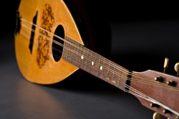 La apariencia de la mandolina moderna viene de la familia de guitarreros Vinaccia.