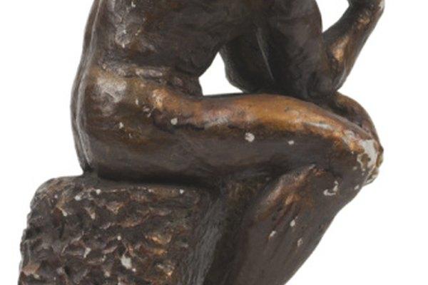 El moldeado de esculturas de metal es más sencillo de lo que parece.