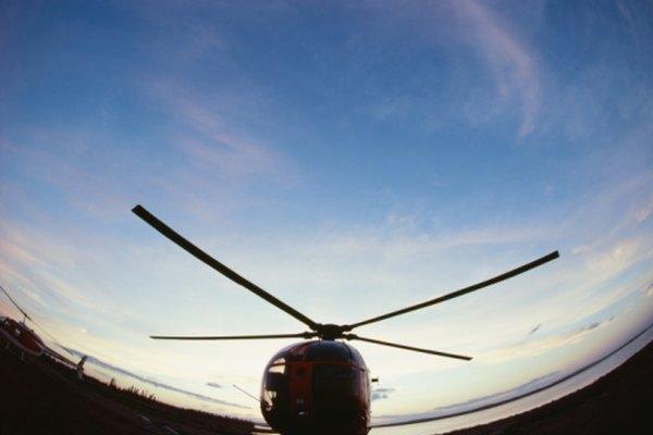 Monta tu helicóptero.