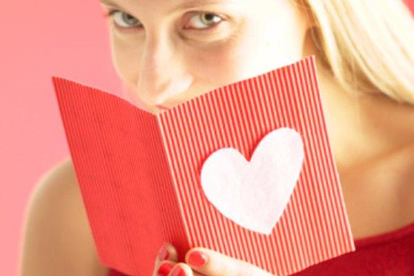 Un poema de amor celebra al objeto de tu afecto.