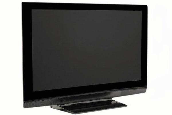 Cómo llevar un televisor LCD en un vuelo comercial.