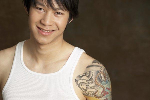Los tatuajes pueden representar las facetas de tu personalidad o eventos en tu vida.