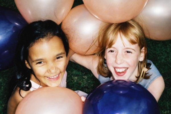 Los globos son divertidos, pero también se pueden utilizar como una herramienta educativa.