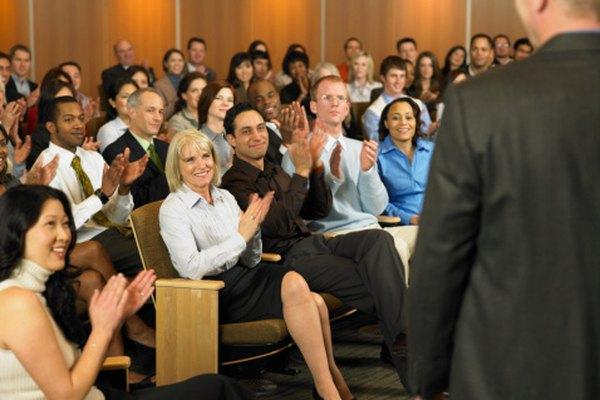 Los discursos sencillos e informales proporcionan información útil.