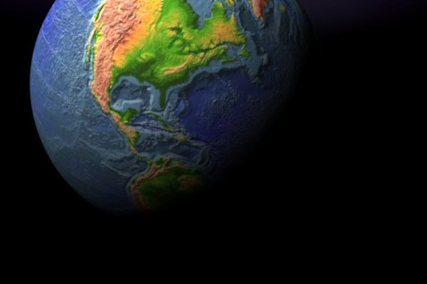 La Tierra no sería lo que es sin nitrógeno e hidrógeno.