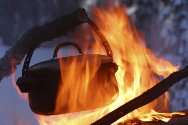 La energía interna puede cambiarse solamente a través de una transferencia de calor o del trabajo.