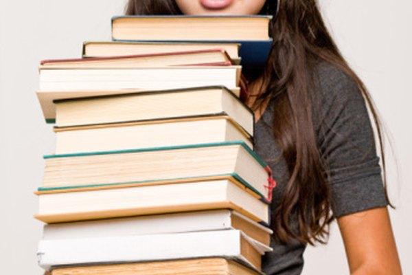 Los libros de consulta general son donde comienza la investigación.
