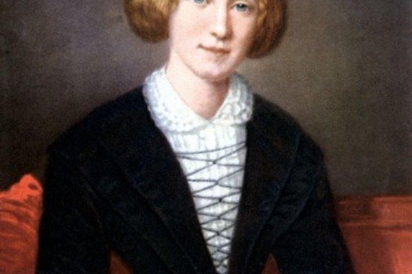 Mary Ann Evans creó narradores que proyectan sus observaciones en la historia.