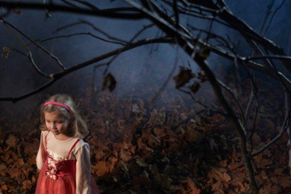 Los cuentos de hadas capturan la imaginación de los niños.