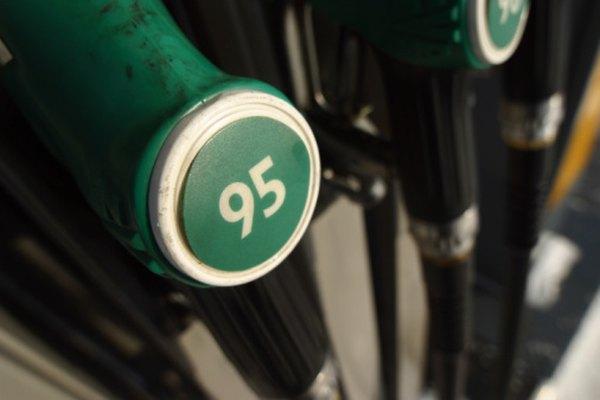 El octano forma parte de la gasolina.