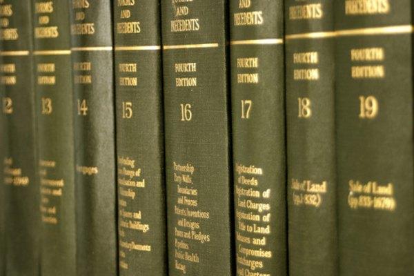 Las enciclopedias son obras de expertos calificados.