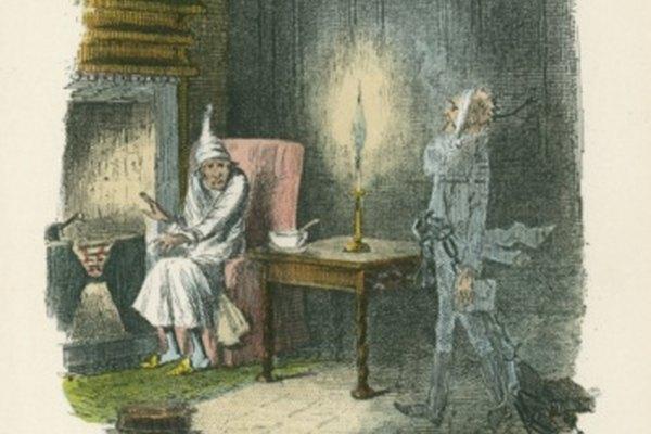 Marley había estado muerto siete años antes de visitar a Scrooge.