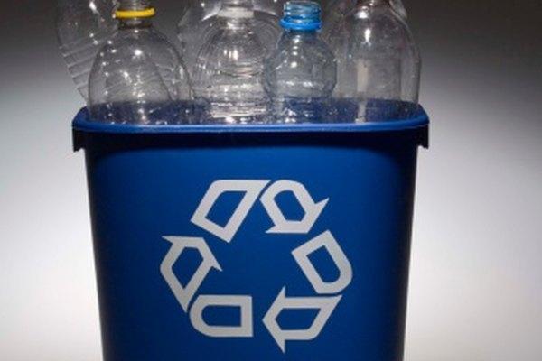 Muchos de los plásticos que utilizas a diario están hechos de acrílico o policarbonato.