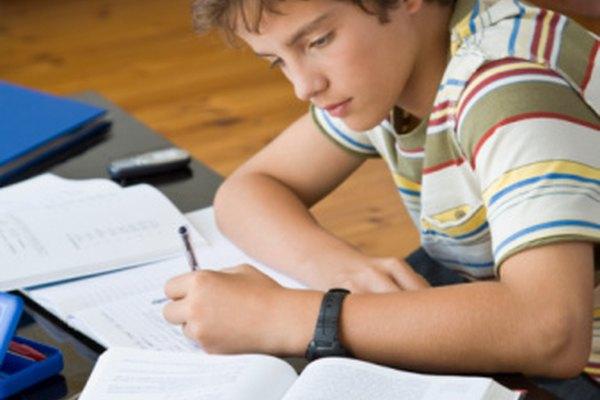 Comprender la gramática es necesario para el éxito académico.