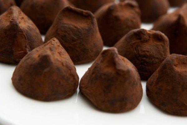 Los sabores en el chocolate es posible que estén hechos solamente fermentando el grano de cacao.