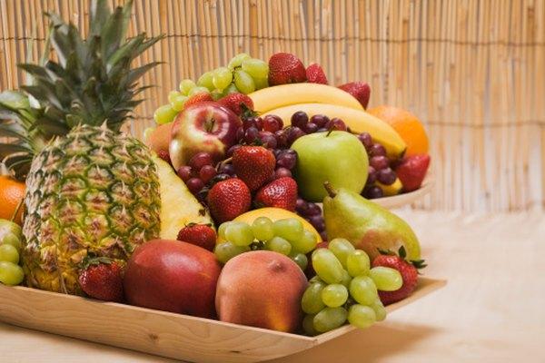 Muchos de los alimentos que comemos en nuestros días se originaron en las selvas tropicales.