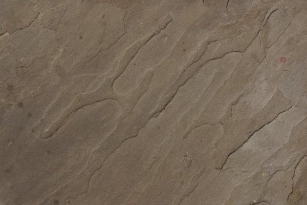 La arenisca es una de las rocas sedimentarias más comunes en la tierra.