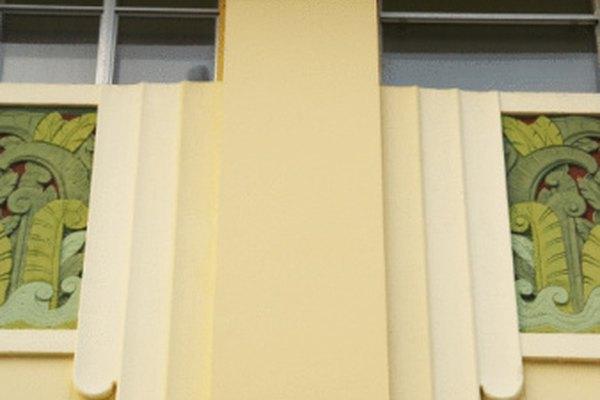 El Art Decó fue un estilo artístico popular de las décadas de 1920 y 1930.