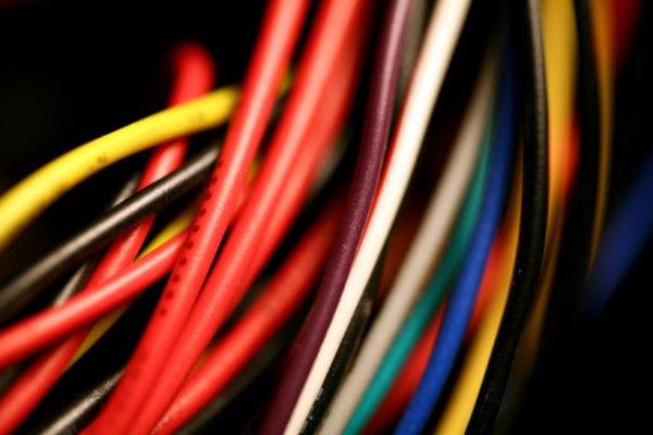 La capacidad de transporte de corriente de un cable es una función de su área de sección transversal.