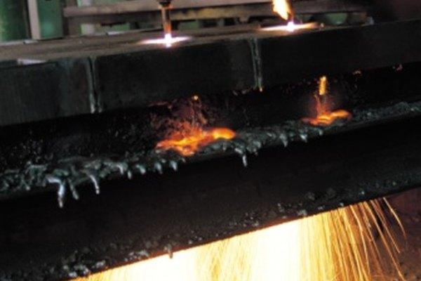 La normalización del acero se utiliza para producir metales de forja, fundición y soldadura.