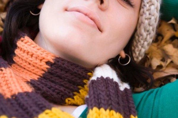 Las bufandas son fáciles de hacer y no requieren muchas herramientas especializadas.